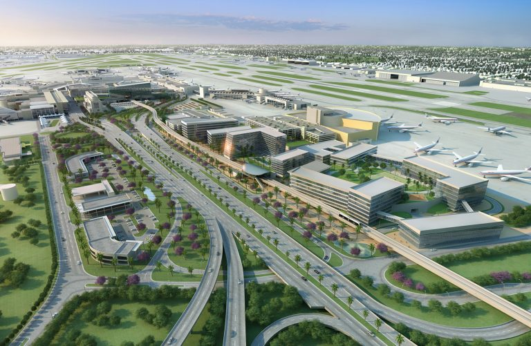 Airport City at Miami International Airport