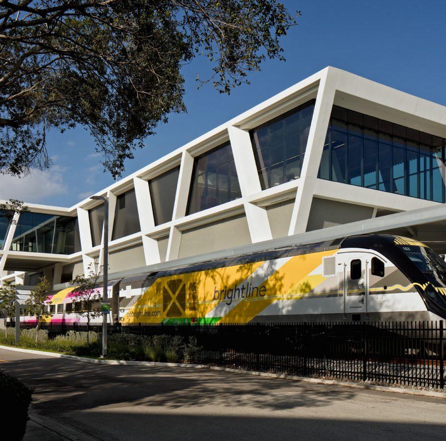 Brightline Ft. Lauderdale Station