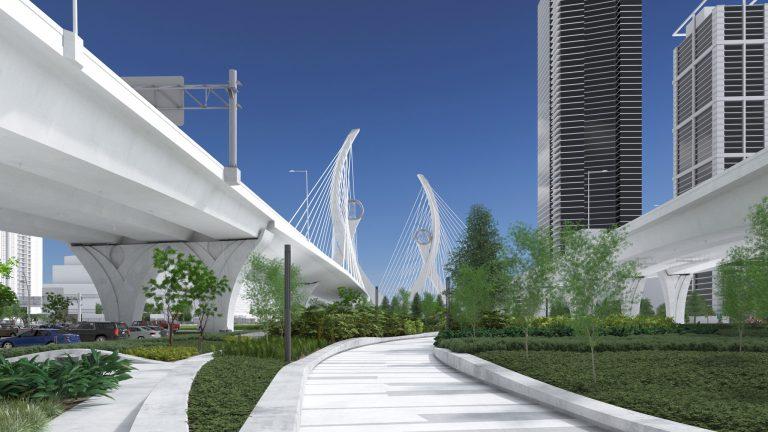 I-395 Master Plan Park