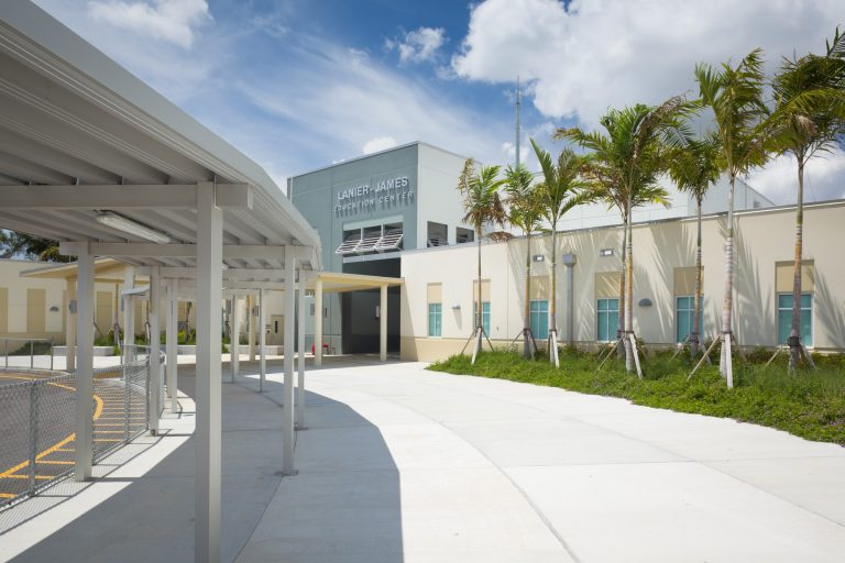 Lanier James Education Center