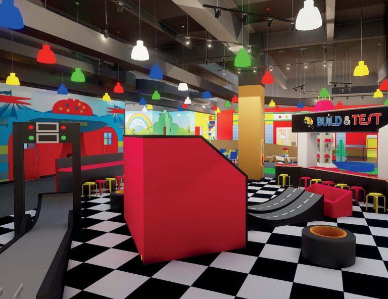Legoland Discovery Center at America Dream Mall