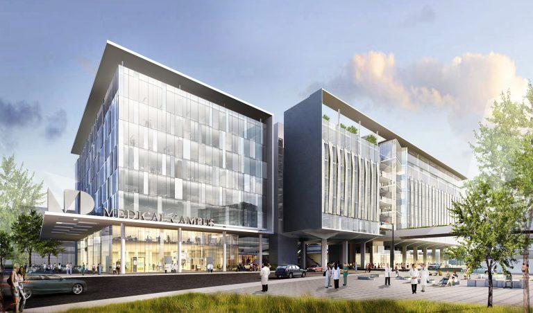 Miami-Dade College Medical Building