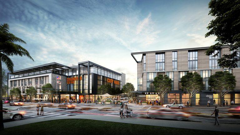 Oakland Park Conceptual Planning Design of City Facilities