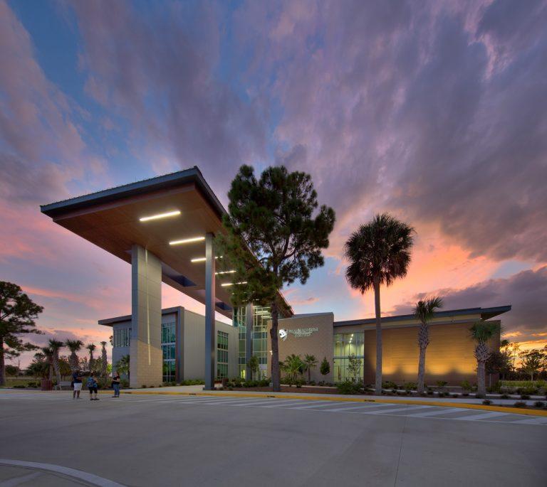 Palm Beach State College Dr. Dennis G. Gallon Campus